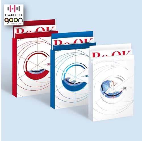CIX(シーアイエックス) - 'OK' Prologue : Be OK [Storm+Wave+Ripple Full Set ver.] (1st Album) Album +BolsVos K-POP ウェブマガジン (9p), 追加 フォトカード, ステッカー