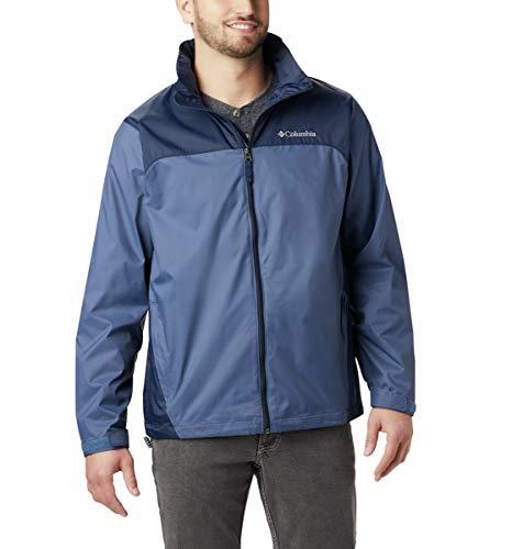 () 哥伦比亚 Columbia Glennaker Lake 雨外套 RM [ 男款 ] 蓝 X-Large