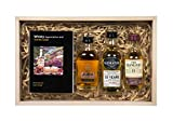 Vintage Marque Malt Whisky Selection with Tasting Guide, 3 x