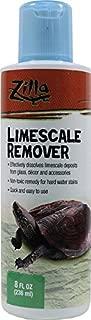 Zilla Reptile Terrarium Aquatic Cleaner Limescale Remover, 8-Ounce