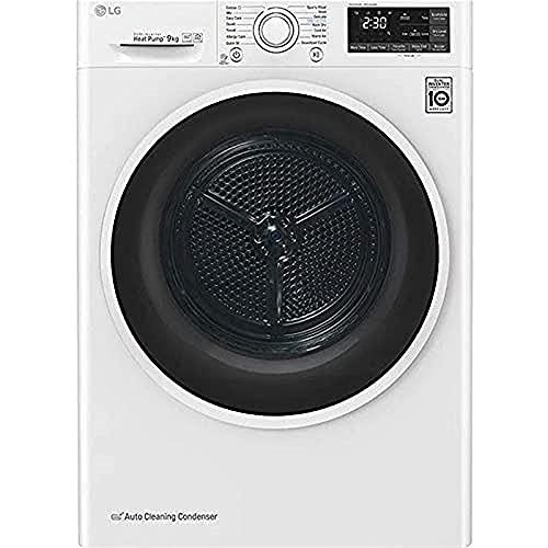 LG RH90V5AV6Q Secadora 9 kg Serie 5, A++, Blanca