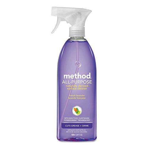 Method 00005 All-Purpose Cleaner, French Lavender, 28 oz Bottle