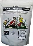 Poudre D'Herbe De Blé/Wheatgrass, l'UE, 100% certifié ORGANIQUE/BIOLOGIQUE/ORGANIC, pur, naturel, 500g