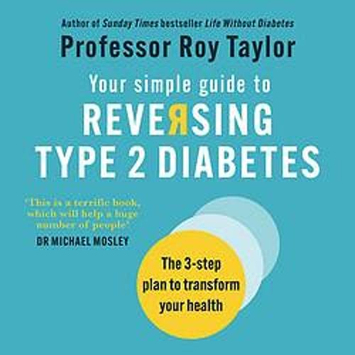 Your Simple Guide to Reversing Type 2 Diabetes cover art