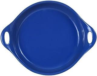 CorningWare Creations 10-Inch Quiche Dish, Sapphire