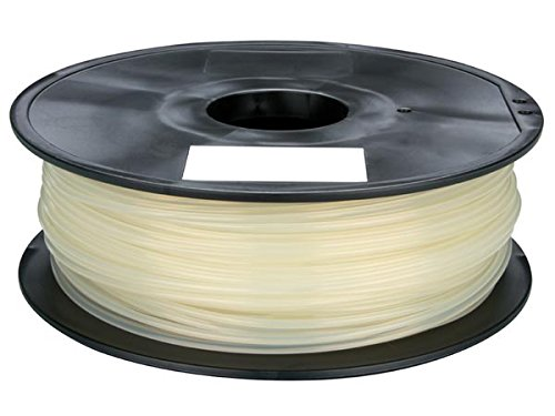 Velleman PLA175N1 PLA Filament for 3D Printers, 1 Grade to 12 Grade, 14172' Length, 1/16' Diameter, Natural