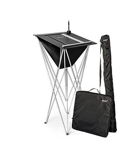 Spider Schreibpult mit Briefbox, Stifthalter und Transporttaschen