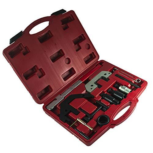 GEPCO Advanced Technology Motor-Einstell Arretier-Werkzeug Diesel Nockenwelle Steuerzeiten 13-teilig