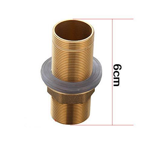 M32 60/100/150 mm Wasserhahn verlängert hohe und hohe Füße, Küchenarmatur Reparatur, geeignet für dicke Aufsatzwascharmaturen, Gewinde M32 x 1,5, #1:M32x60mm