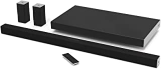 "VIZIO SB4051-D5 Smartcast 40"" 5.1 Slim Sound Bar System, Black"