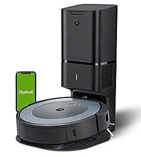 iRobot Roomba i3552 - Robot Aspirador con mapeo, Wi-Fi y Vaciado automático de la Suciedad - Ideal Mascotas - Sugerencias Personalizadas - Compatible con asistentes de Voz y Coordinación Imprint (B08R7SWK31) | Amazon price tracker / tracking, Amazon price history charts, Amazon price watches, Amazon price drop alerts
