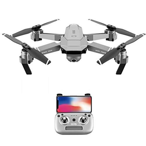 RAPLANC Drone Plegable, 2000m Trabajar en Gran cámara aérea 4k HD con una Larga Vida