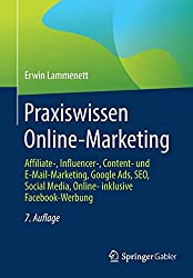 Coverbild des Buches Praxiswissen Online-Marketing