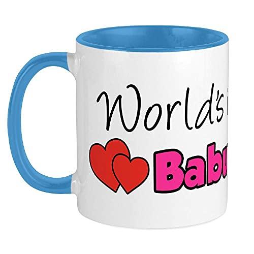 XCNGG Taza de café única de Babushka más grande del mundo, taza de café