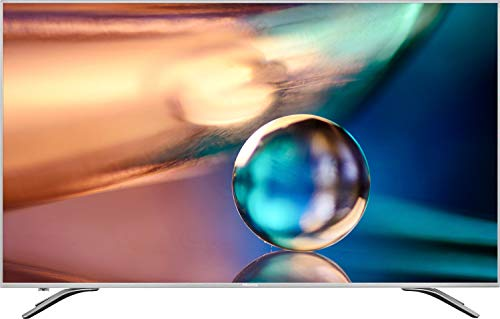 Hisense H50AE6400 - TV Hisense 50' 4K Ultra HD, HDR, Precision Color, Super Contraste, Remote now, Smart TV VIDAA U, Diseño Metálico, Modo Deportes