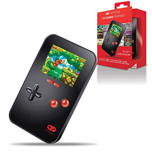 My Arcade Go Gamer portable (220 Games) [Blu-ray]