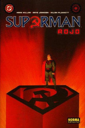 Superman Rojo