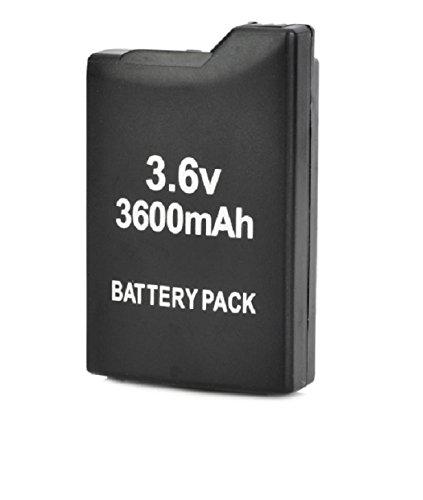 AGF- Batería PSP 1000 FAT 3,6 V 3600 mAh