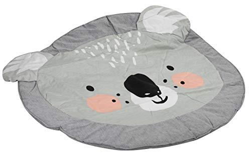Merchandise for Fans - Alfombrilla de aprendizaje (90 cm), diseño de oso grisáceo