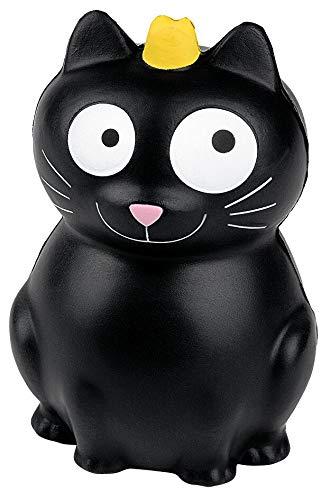 Moses 27476 The Cat Knautsch Ed | Anti-Stressball Katze | Knautsch-Katze zum Entspannen und Abreagieren