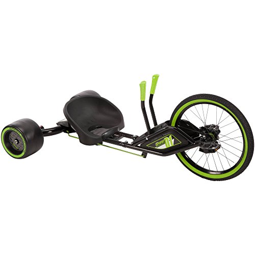 Huffy [p98305-r], 20-Inch Machine RT 3-Wheel Tricycle, Green/Black