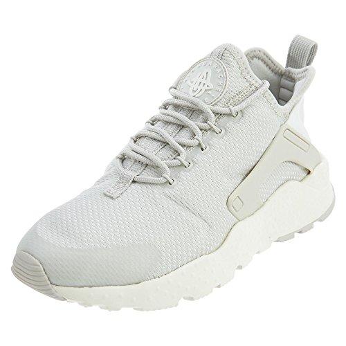 Nike Zapatillas W Air Huarache Run Ultra LT Bone Sail, Scarpe da Trail Running Unisex-Adulto, Multicolore Bianco 819151 004, 39 EU