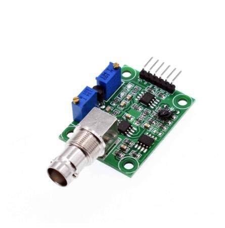 NO LOGO ZZB-PH, Liquid PH Value Detection detect Sensor Module Monitoring Control Board For Arduino BNC Electrode Probe Controller (Color : PH module)