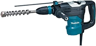 Makita HR4003C/2 240V SDS-Max Rotary Demolition Hammer Supplied in a Carry Case, Blue