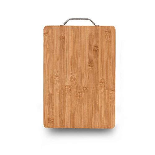 Cutting BoardKitchen for groenten Meat Kleine Brood Snijplank Save aanrecht met handvat A chopping board (Size : 34x24cm)