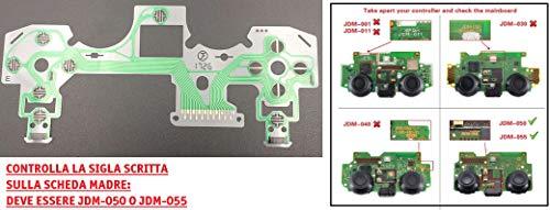 Flex Ribbon Circuito interno per PS4 Playstation 4 Controller conduttivo Film JDM-055