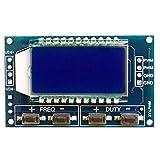 DollaTek XY-LPWM. Generatore di segnali a Onda Quadra a Onda Quadra Regolabile a frequenza di impulsi PWM