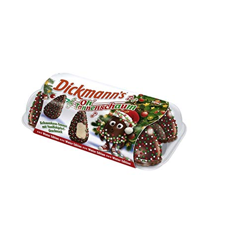 Dickmann´s Oh Tannenschaum leckerer Vanillkipferl Geschmack 172g