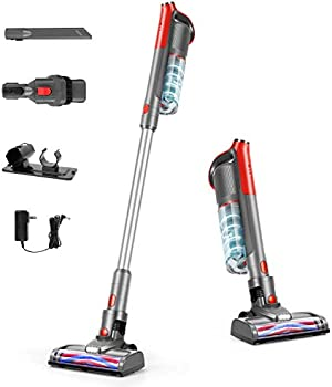 GeeMo 4-in-1 185W 14Kpa Suction Cordless Vacuum Cleaner