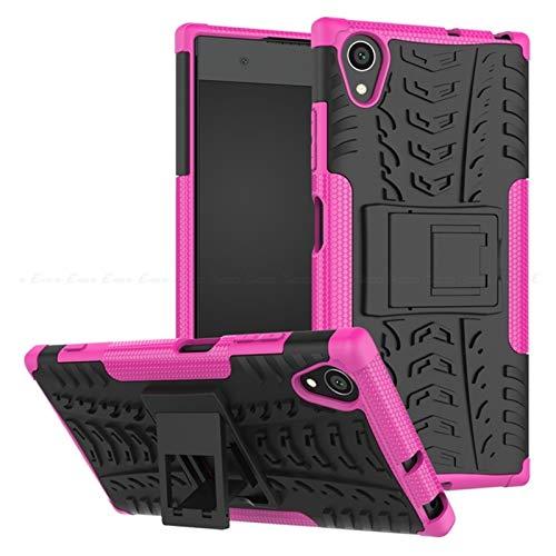 Armadura Del Teléfono Fit For Sony Xperia 10 XA1 XA2 PLUS XA ULTRA XZ1 XZ2 Compacto XZ3 XZS XZ Premium L3 L2 L1 A La Prueba De Impermeable Funda Para Teléfono Móvil Líquida Funda Completa para el Cuer
