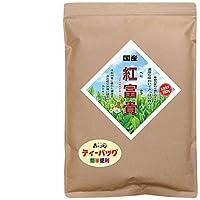 森のこかげ 国産 紅富貴茶 鹿児島県産 緑茶 ティーバッグ 2.5g×80p