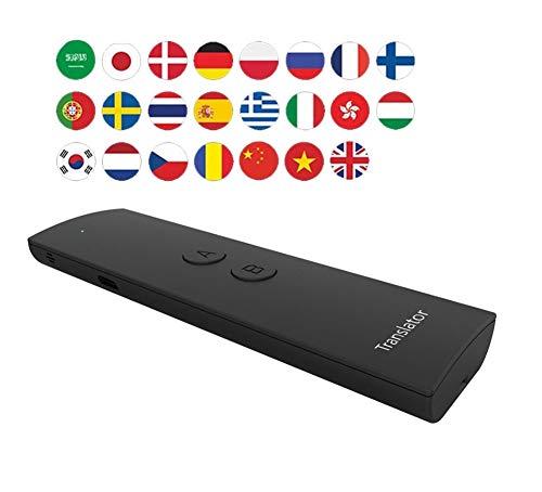 CZZ Portatile Smart Voice Translator Muama Enence for l'apprendimento Un Viaggio d'Affari for Incontri Lingue bidirezionale traduttore istantaneo for Lo Shopping Business Studio