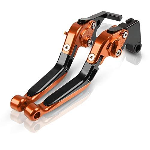 Palancas Embrague Freno para H&Onda NC700 NC750 S/x NC750S NC750X NC700S NC700X Palancas de Embrague de Motocicleta NC700X Freno Plegado Plegable Manillar Ajuste Mano Palanca Manija Freno
