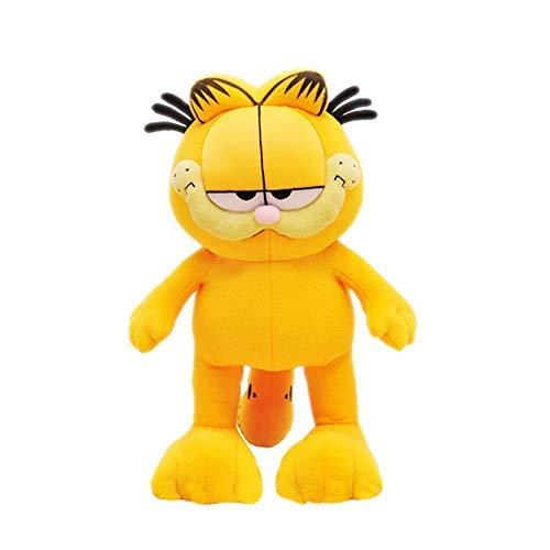 Plüschtier Garfield Katzenplüschtier Soft Plüschpuppe Plüschtier 1St. 40cm