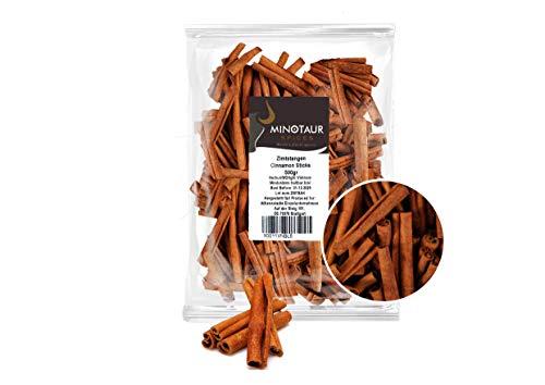 Minotaur Spices | Zimtstangen, 2 X 500g (1 Kg) Zimt Stangen