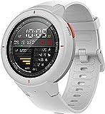 CNZZY Uomini Smart Watch con 1: 3 Display Amoled, Super Batteria Fitness Tracker, Uomo Fitness Tracker IP68 Orologio da donna per Android iOS (A)