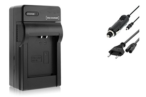 Ladegerät (Netz/KFZ) für Canon NB-11L / Ixus 125 HS, 265 HS, Powershot A2500. s. Liste
