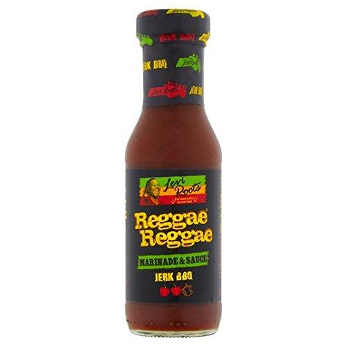 Levi Roots Reggae Reggae Sauce Jerk / BBq 315g