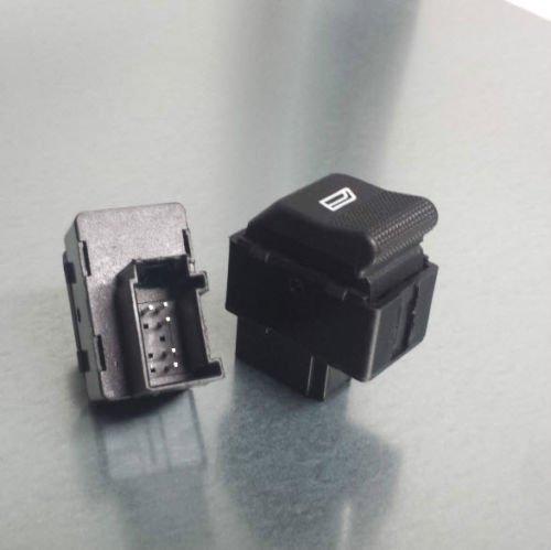 2 Stück Für VW Polo 6N2 Seat Schalter Fensterheberschalter Fensterheber Schalter 5 Pins Links 6X0959855B