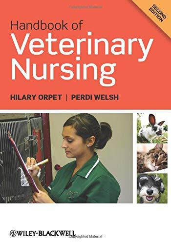 Handbook of Veterinary Nursing, 2nd Edition