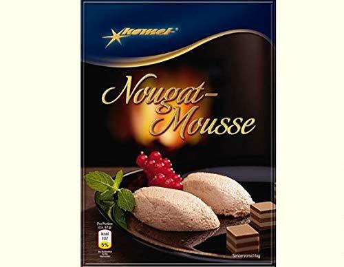 Komet Nougat Mousse - nostalgische DDR Kultprodukte - Ostprodukte