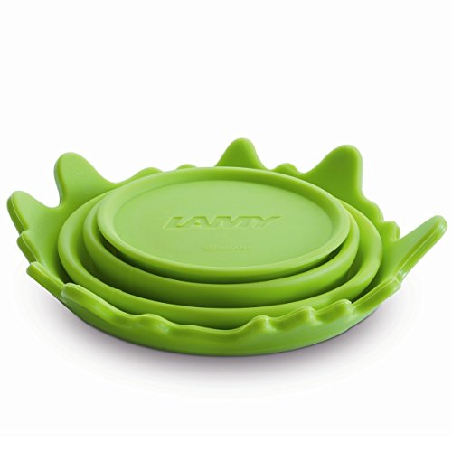 Lamy aquaplus Wasserbecher Silikon grün 1230693