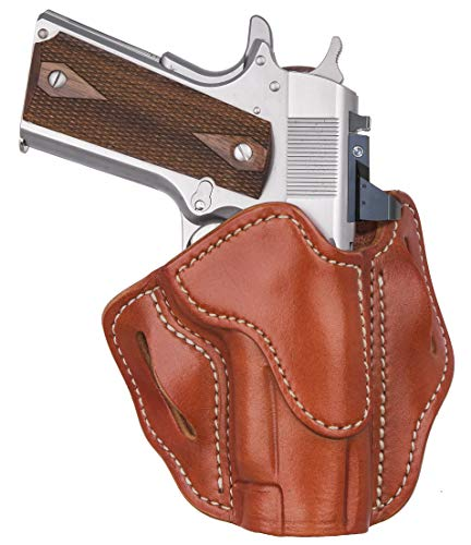 1791 GUNLEATHER 1911 Compact Optic Ready Holster - OWB CCW...