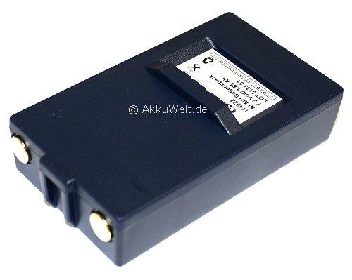 Batterie de rechange pour de grue hIAB olsberg hi drive 4000 combi drive 1650mAh et 5000