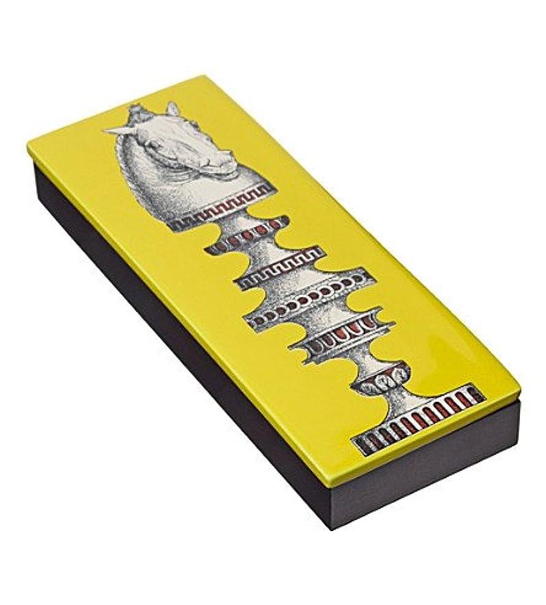 溶融英語の授業があります変化するFornasetti木製ボックスand Incense Scacco al Cavallo蓋( 80?Sticks )