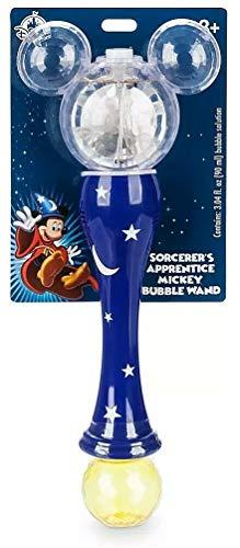 DisneyParks Fantasia Mickey The Sorcerer Bubble Wand